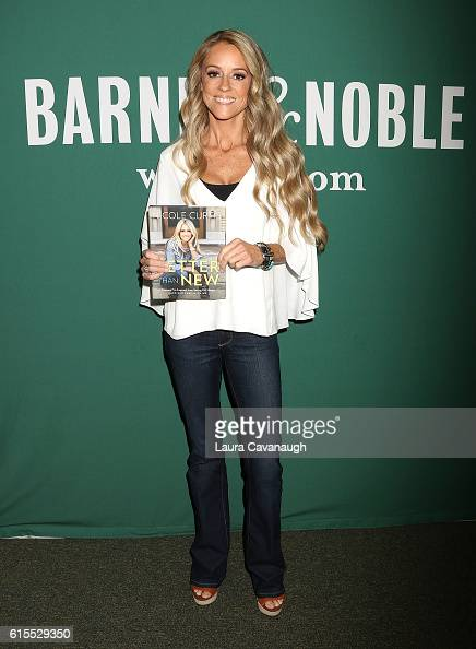 Nicole curtis signs copies of her new book better than new lessons i