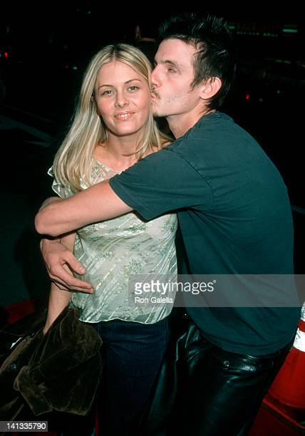 Nicole Eggert and boyfriend at the Screening of 'Goodbye Lover' Mann National Theater Westwood