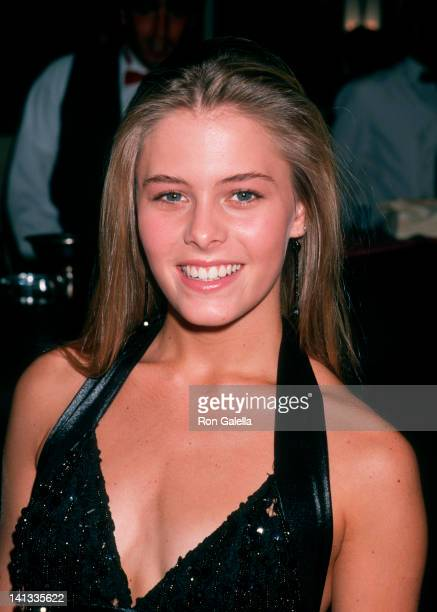 Nicole Eggert at the 10th Annual Youth in Film Awards Registry Hotel Beverly Hills