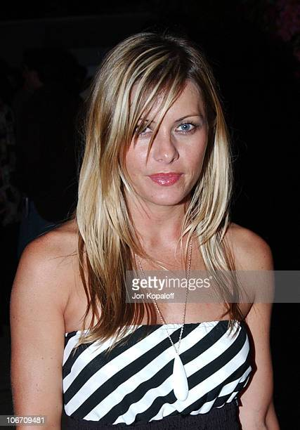 Nicole Eggert during Ingenue Magazine Launch Party Inside at The Sky Bar At The Mondrian Hotel in West Hollywood California United States
