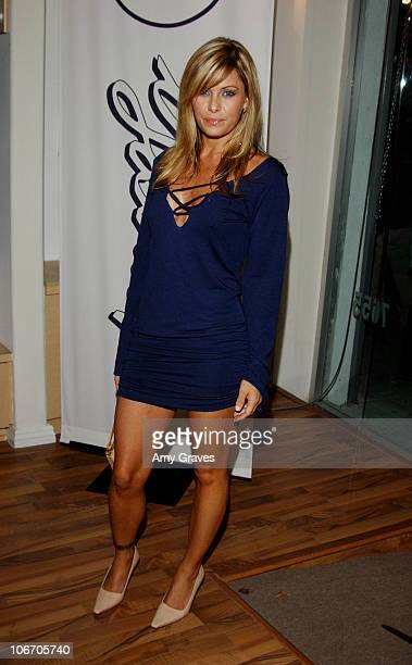 Nicole Eggert during Yana K Store Opening at Yana K Store in Los Angeles California United States