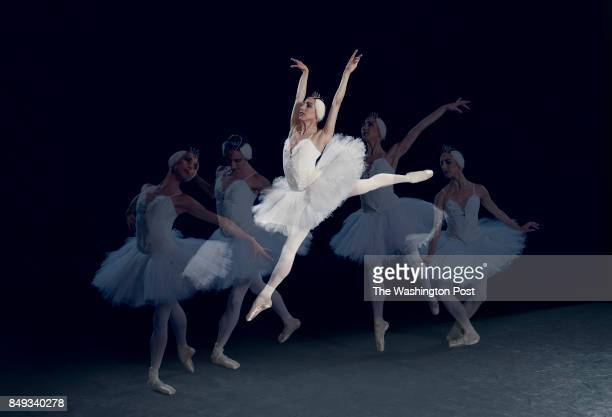 Nicole Graniero of the Washington Ballet demonstrates a leap a move from 'Swan Lake' Drawing on findings in the new field of neuroaesthetics this...