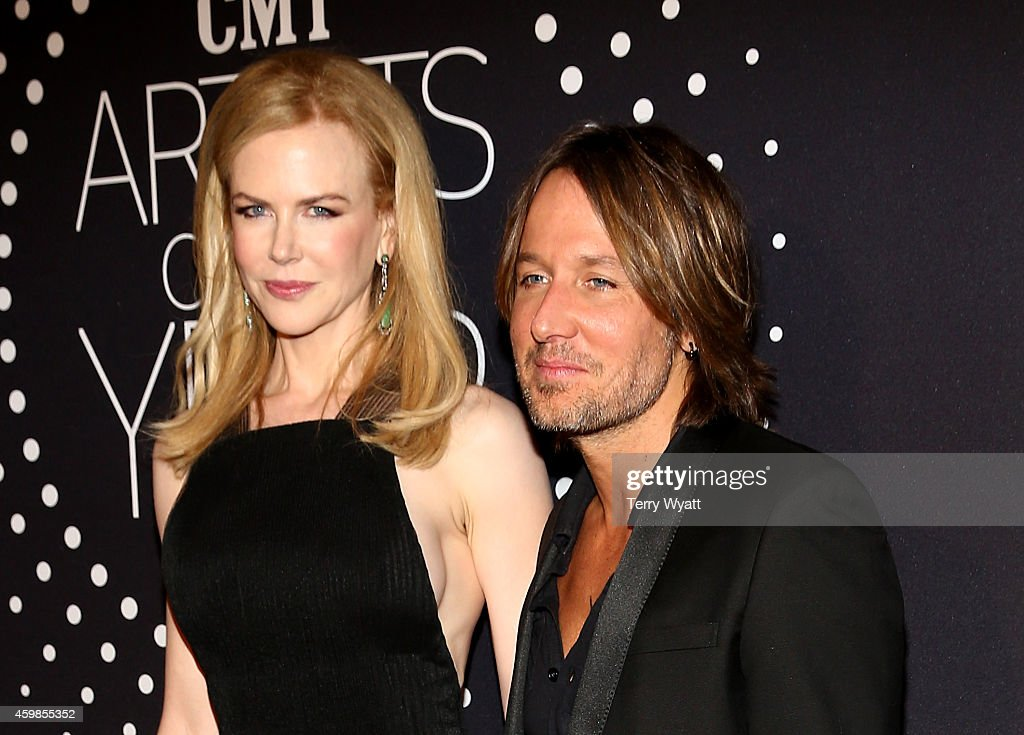 <a gi-track='captionPersonalityLinkClicked' href=/galleries/search?phrase=Nicole+Kidman&family=editorial&specificpeople=156404 ng-click='$event.stopPropagation()'>Nicole Kidman</a> and <a gi-track='captionPersonalityLinkClicked' href=/galleries/search?phrase=Keith+Urban&family=editorial&specificpeople=202997 ng-click='$event.stopPropagation()'>Keith Urban</a> attend the 2014 CMT Artists Of The Year at the Schermerhorn Symphony Center on December 2, 2014 in Nashville, Tennessee.