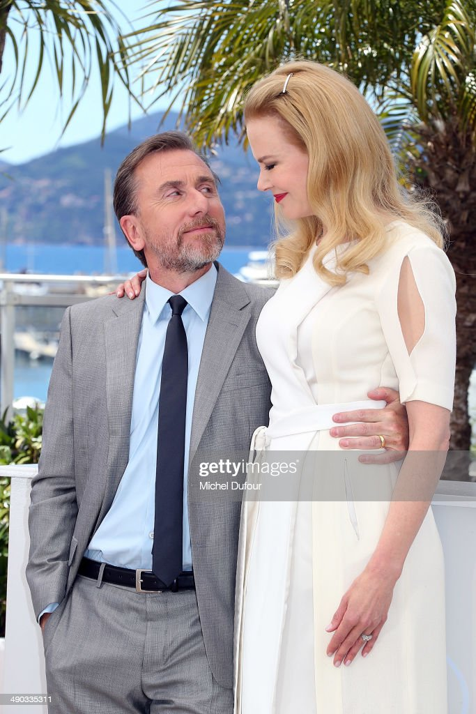 <a gi-track='captionPersonalityLinkClicked' href=/galleries/search?phrase=Nicole+Kidman&family=editorial&specificpeople=156404 ng-click='$event.stopPropagation()'>Nicole Kidman</a> and <a gi-track='captionPersonalityLinkClicked' href=/galleries/search?phrase=Tim+Roth&family=editorial&specificpeople=213197 ng-click='$event.stopPropagation()'>Tim Roth</a> attend the photocall for 'Grace of Monaco' at the 67th Annual Cannes Film Festival on May 14, 2014 in Cannes, France.