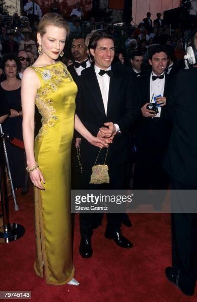 Nicole Kidman and Tom Cruise