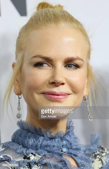 Nicole Kidman arrives ahead of the Australian premiere of LION at State Theatre on December 19 2016 in Sydney Australia