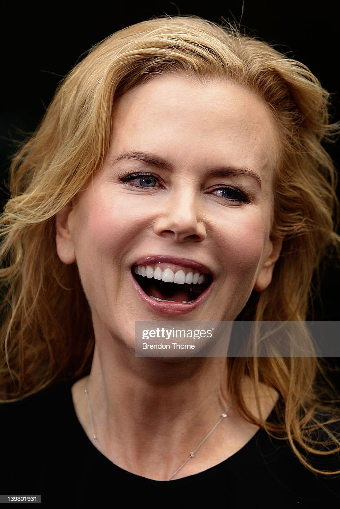 <a gi-track='captionPersonalityLinkClicked' href=/galleries/search?phrase=Nicole+Kidman&family=editorial&specificpeople=156404 ng-click='$event.stopPropagation()'>Nicole Kidman</a> arrives at the Tropfest 2012 short film festival at The Royal Botanic Gardens on February 19, 2012 in Sydney, Australia.
