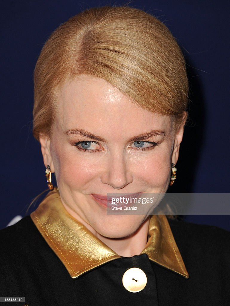 Nicole Kidman arrives at the Variety's 5th Annual Power Of Women Event at the Beverly Wilshire Four Seasons Hotel on October 4, 2013 in Beverly Hills, California.