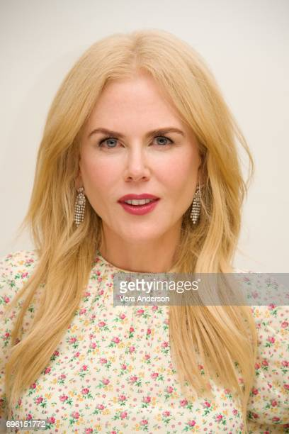 Nicole Kidman at 'The Beguiled' Press Conference at the Four Seasons Hotel on June 13 2017 in Beverly Hills California