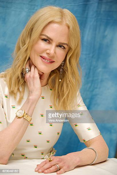 Nicole Kidman at the 'Lion' Press Conference at the Four Seasons Hotel on November 12 2016 in Beverly Hills California