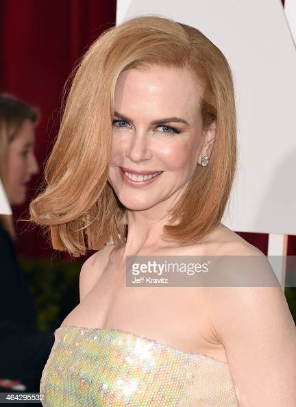 Nicole Kidman attend the 87th Annual Academy Awards at Hollywood Highland Center on February 22 2015 in Hollywood California
