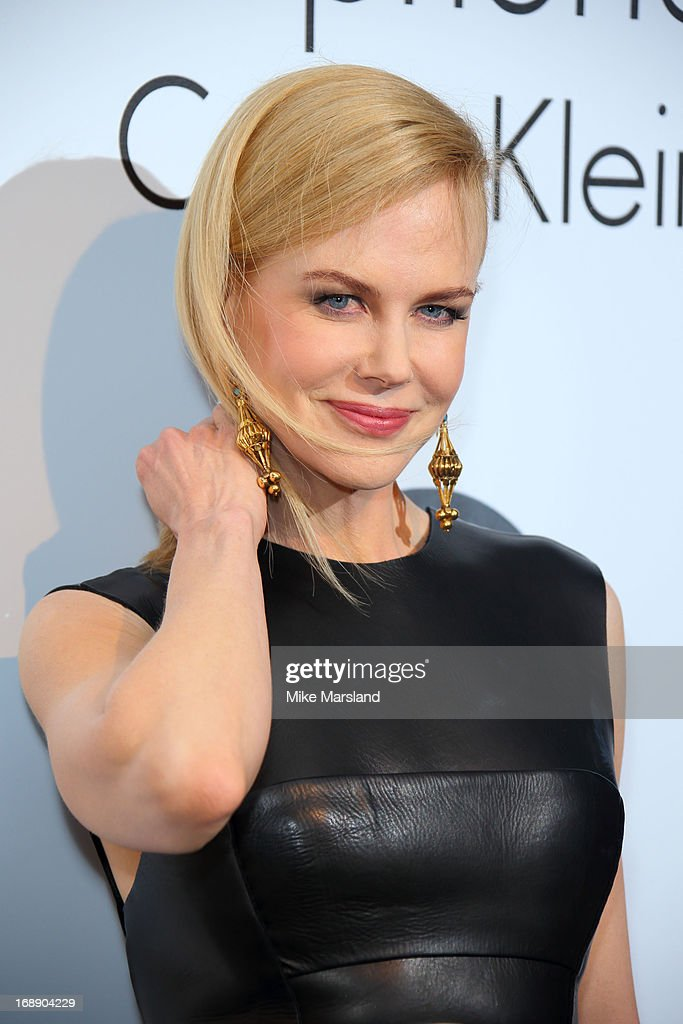 Nicole Kidman attends a party hosted by Calvin Klein and IFP to celebrate women in film at The 66th Annual Cannes Film Festival at L'Ecrin Plage on May 16, 2013 in Cannes, France.