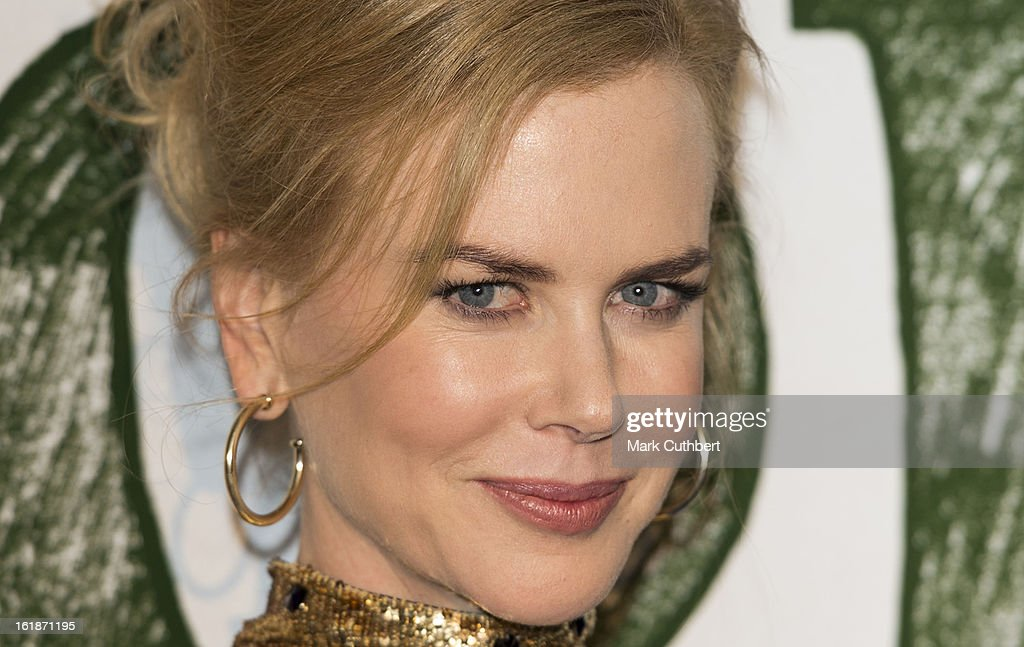 Nicole Kidman attends a special screening of Stoker at Curzon Soho on February 17, 2013 in London, England.