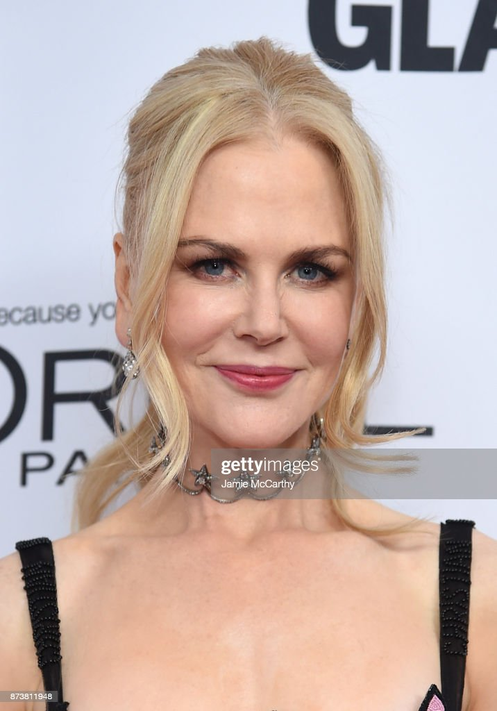 Nicole Kidman attends Glamour's 2017 Women of The Year Awards at Kings Theatre on November 13, 2017 in Brooklyn, New York.