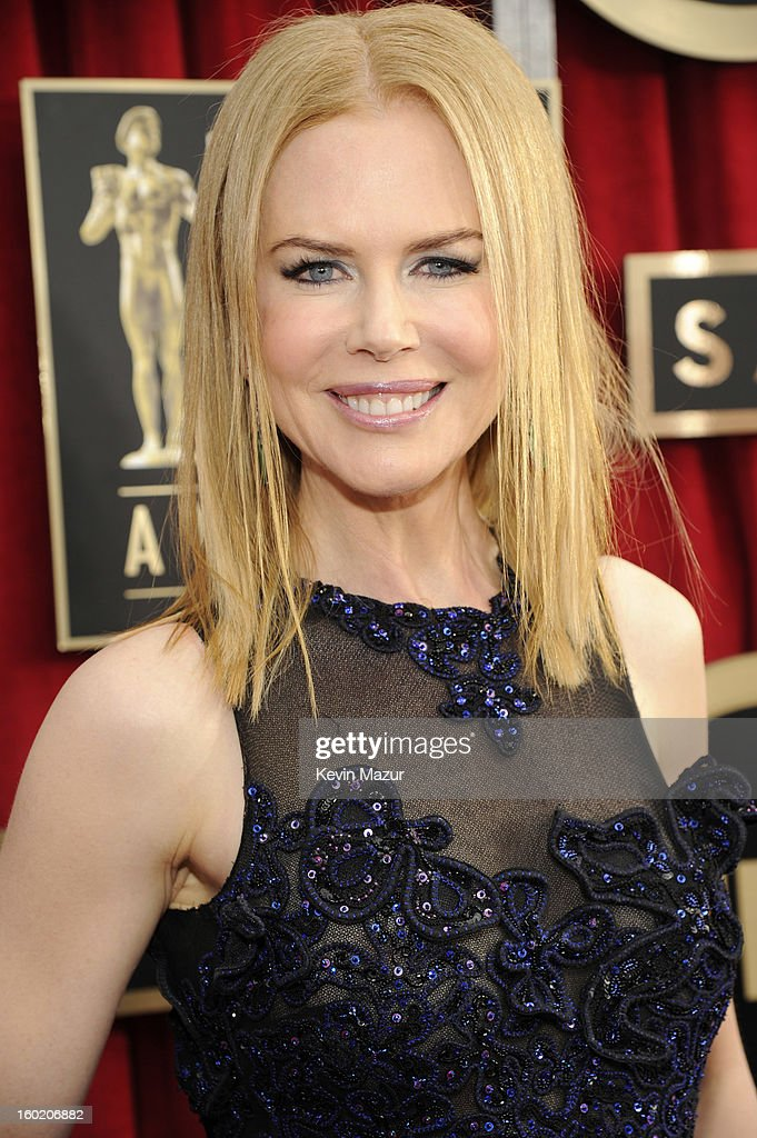 Nicole Kidman attends the 19th Annual Screen Actors Guild Awards at The Shrine Auditorium on January 27, 2013 in Los Angeles, California. (Photo by Kevin Mazur/WireImage) 23116_016_0774.jpg