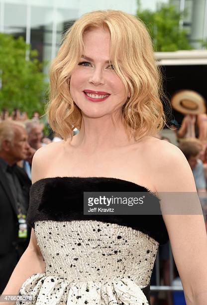 Nicole Kidman attends the 2015 CMT Music awards at the Bridgestone Arena on June 10 2015 in Nashville Tennessee