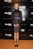 Nicole Kidman attends the Agon Channel launch party photocall on November 26 2014 in Milan Italy