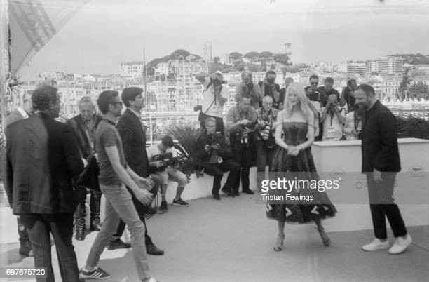 Nicole Kidman attends The Killing of a Sacred Deer photocall during the 70th Annual Cannes Film Festival on June 1 2017 in Cannes France To celebrate...