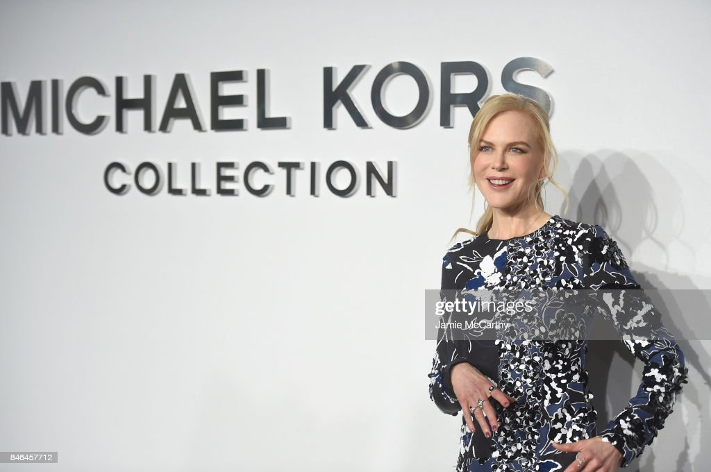 Nicole Kidman attends the Michael Kors Collection Spring 2018 Runway Show at Spring Studios on September 13, 2017 in New York City.