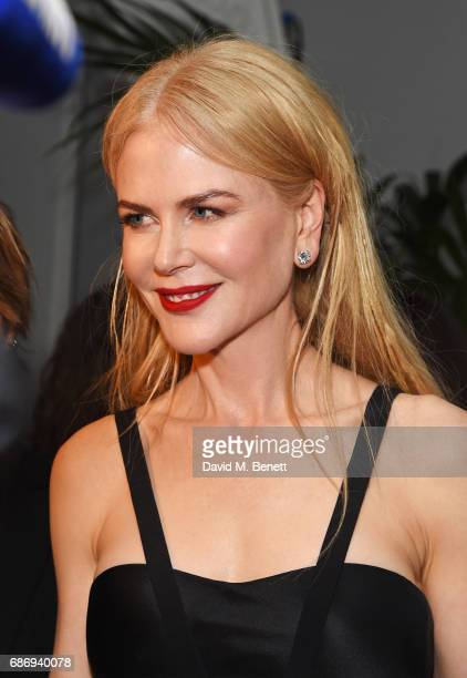 Nicole Kidman attends the official after party for 'The Killing of a Sacred Deer' at the Nikki Beach popup during the 70th annual Cannes Film...