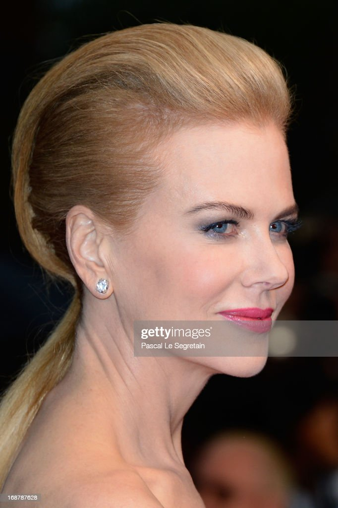 Nicole Kidman attends the Opening Ceremony and 'The Great Gatsby' Premiere during the 66th Annual Cannes Film Festival at the Theatre Lumiere on May 15, 2013 in Cannes, France.