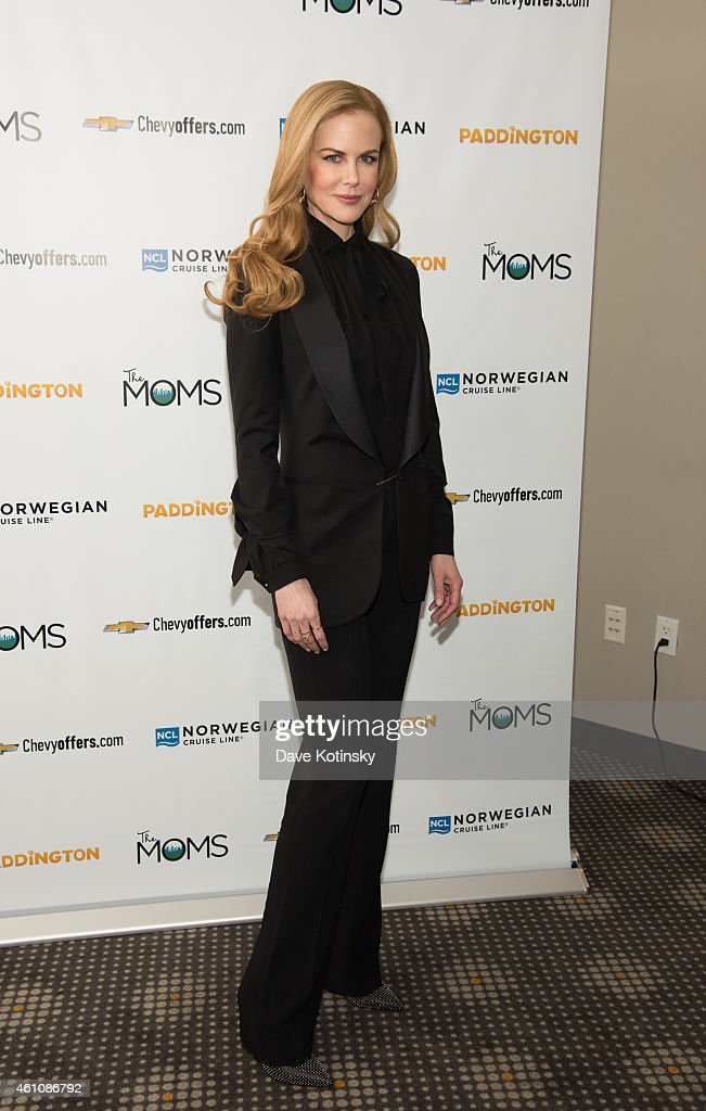 Nicole Kidman attends the 'Paddington' New York Screening at The Film Society of Lincoln Center on January 6 2015 in New York City