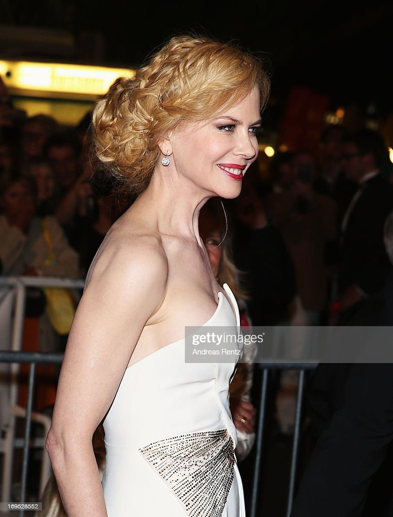 Nicole Kidman attends the Palme D'Or Winners dinner during The 66th Annual Cannes Film Festival at Agora on May 26, 2013 in Cannes, France.