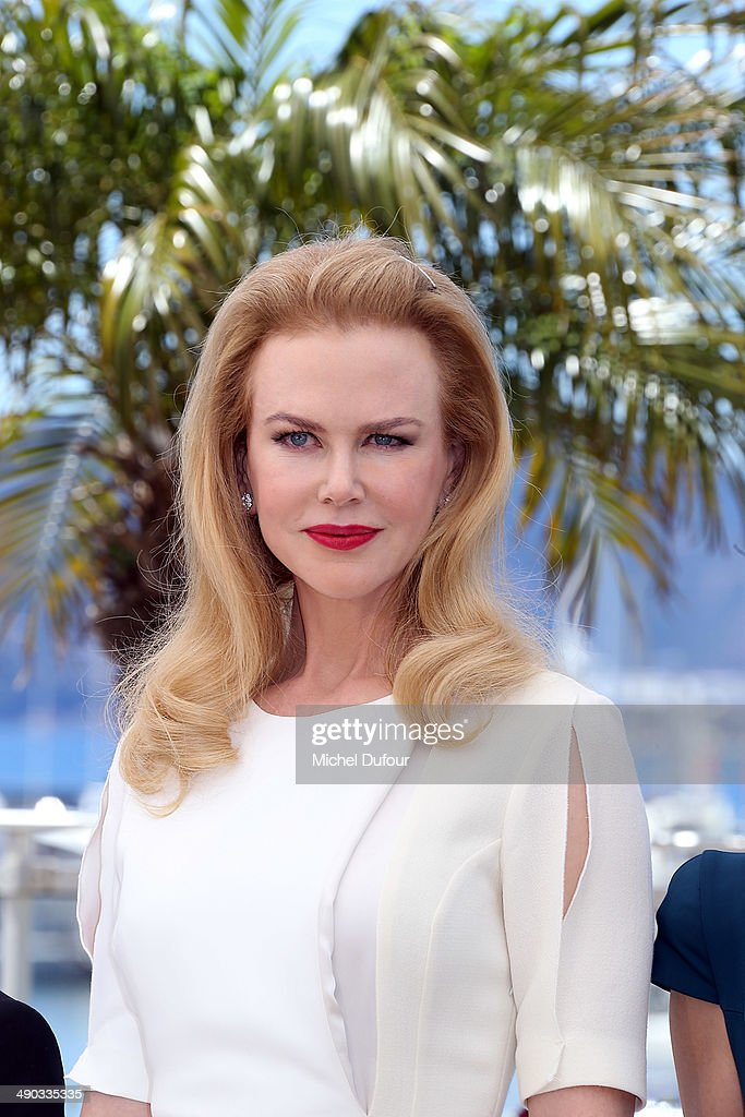 <a gi-track='captionPersonalityLinkClicked' href=/galleries/search?phrase=Nicole+Kidman&family=editorial&specificpeople=156404 ng-click='$event.stopPropagation()'>Nicole Kidman</a> attends the photocall for 'Grace of Monaco' at the 67th Annual Cannes Film Festival on May 14, 2014 in Cannes, France.