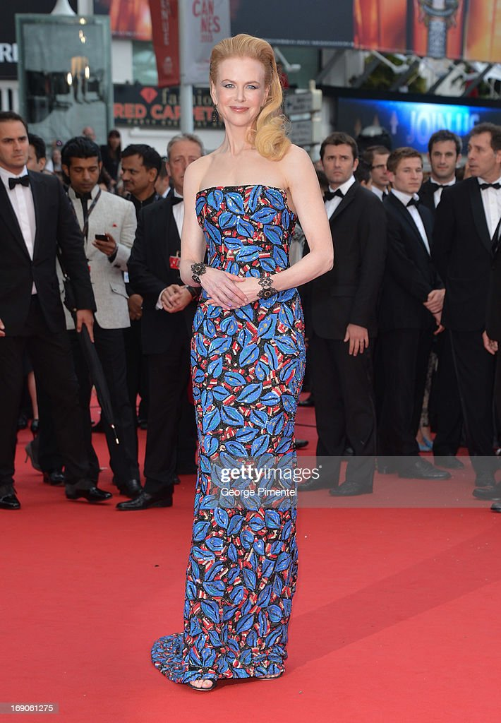 Nicole Kidman attends the Premiere of 'Inside Llewyn Davis' at The 66th Annual Cannes Film Festival on May 19, 2013 in Cannes, France.