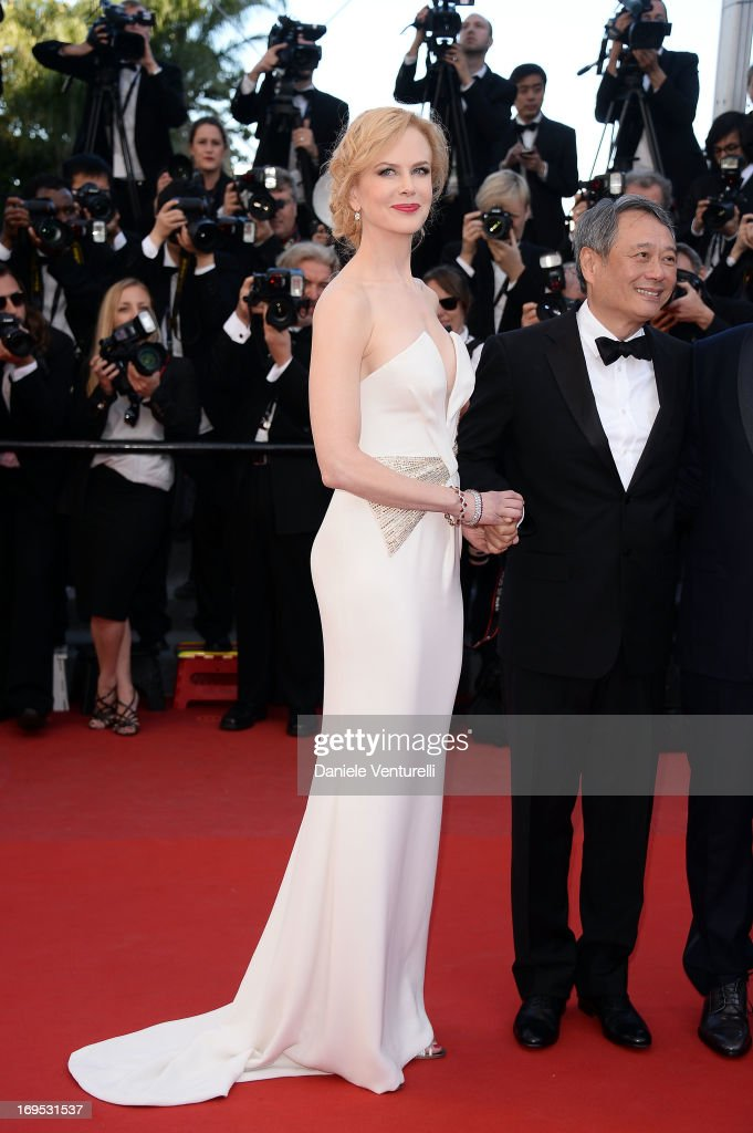 Nicole Kidman attends the Premiere of 'Zulu' and the Closing Ceremony of The 66th Annual Cannes Film Festival on May 26, 2013 in Cannes, France.