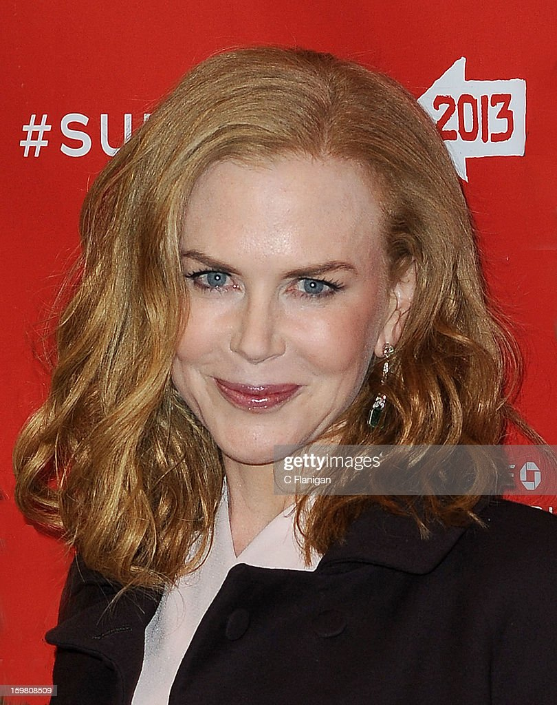 <a gi-track='captionPersonalityLinkClicked' href=/galleries/search?phrase=Nicole+Kidman&family=editorial&specificpeople=156404 ng-click='$event.stopPropagation()'>Nicole Kidman</a> attends the 'Stoker' Premiere at Eccles Center Theatre on January 20, 2013 in Park City, Utah.