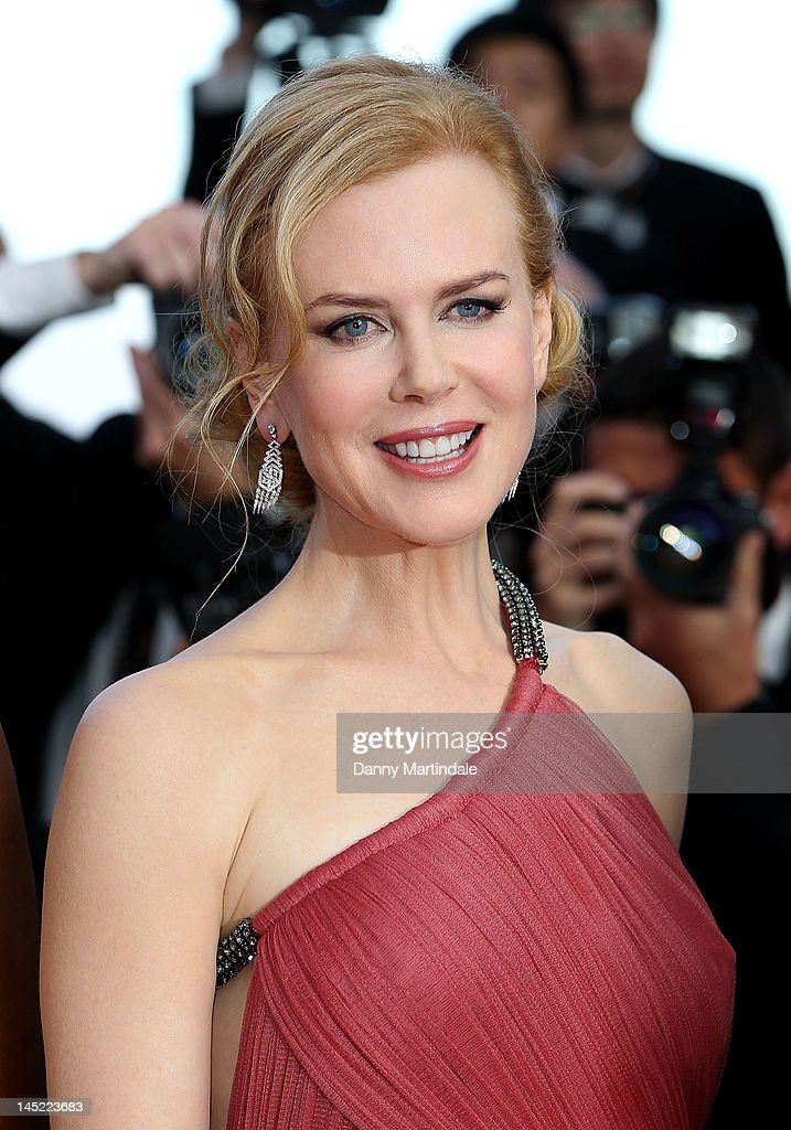 Nicole Kidman attends the 'The Paperboy' premiere during the 65th Annual Cannes Film Festival at Palais des Festivals on May 24, 2012 in Cannes, France