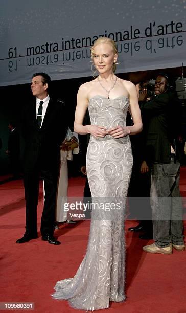Nicole Kidman during 2004 Venice Film Festival 'Birth' Premiere