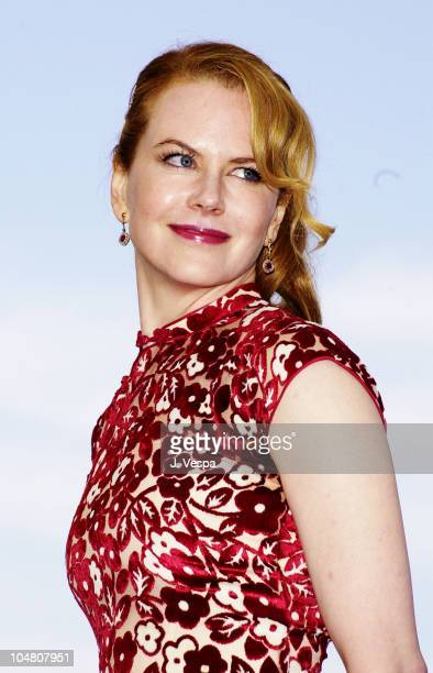 Nicole Kidman during Moulin Rouge Photo Call at Palais des Festivals in Cannes France