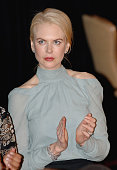 Nicole Kidman during Simon Wiesenthal Center Honors Rupert Murdoch at Waldorf Astoria in New York City NY United States