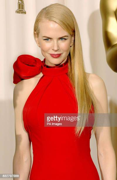 Nicole Kidman during the 79th Academy Awards at the Kodak Theatre Los Angeles