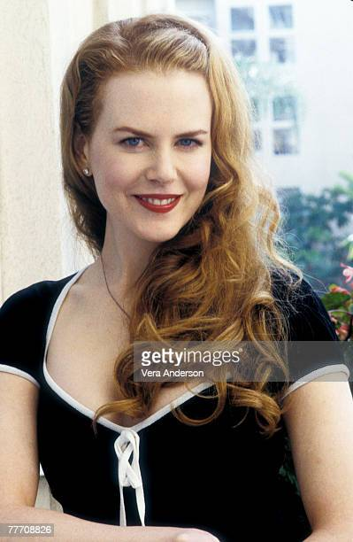 Nicole Kidman Four Seasons Moulin Rouge Press Conference with Nicole Kidman Los Angeles California