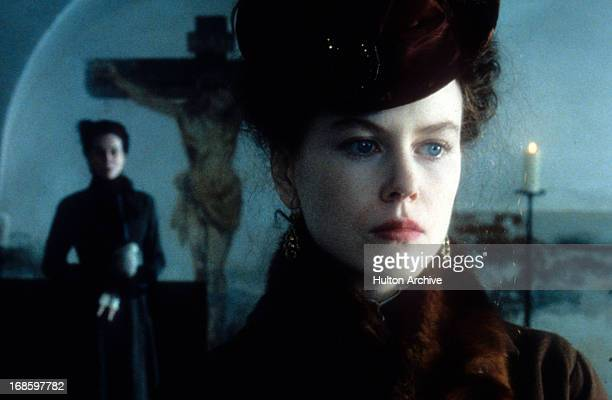 Nicole Kidman in a scene from the film 'The Portrait Of A Lady' 1996