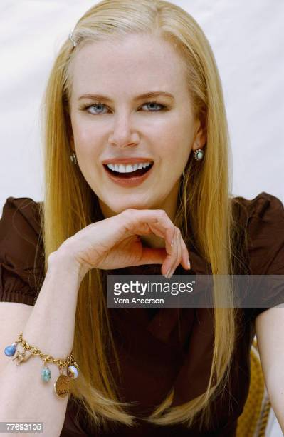 Nicole Kidman Nicole Kidman by Vera Anderson Nicole Kidman Self Assignment April 10 2005 Beverly Hills California