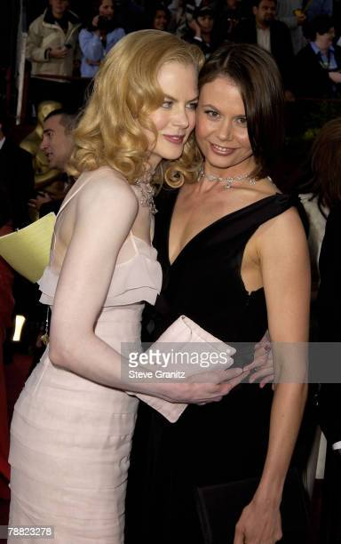 Nicole Kidman Sister