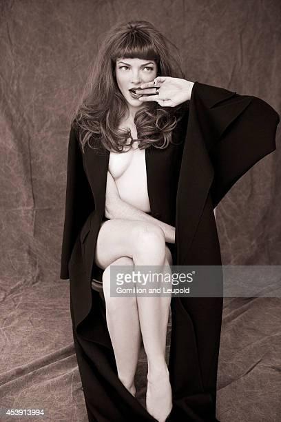 Nicole LaLiberte Nude Photos 26