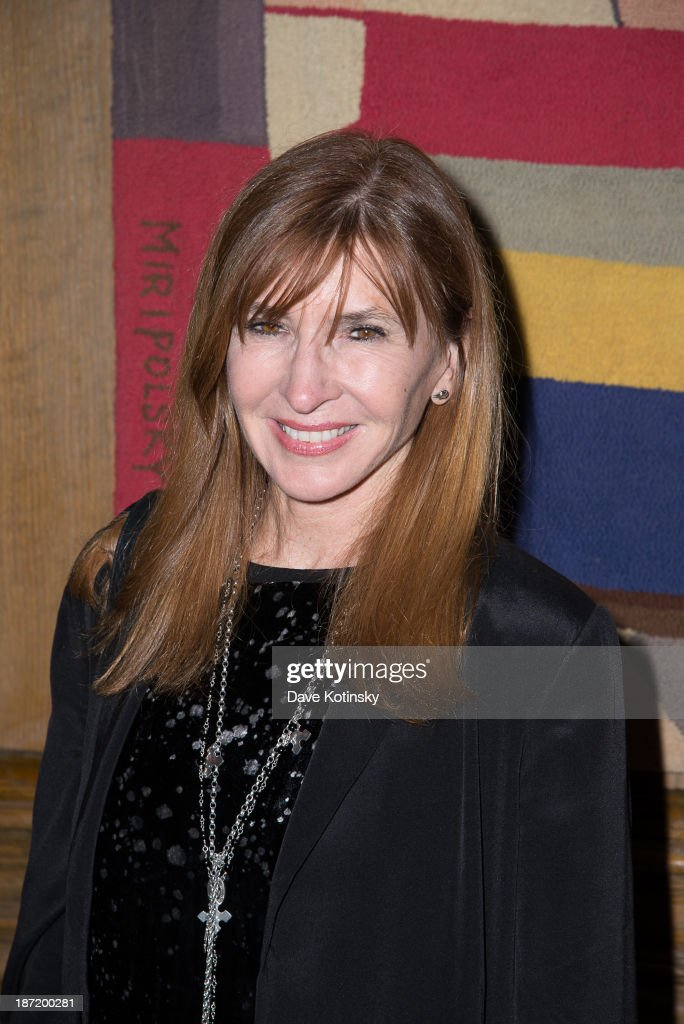 Nicole Miller attends the after party for the screening of 'Thor: The Dark World' hosted by The Cinema Society And Dior Beauty>> at The Marlton on November 6, 2013 in New York City.