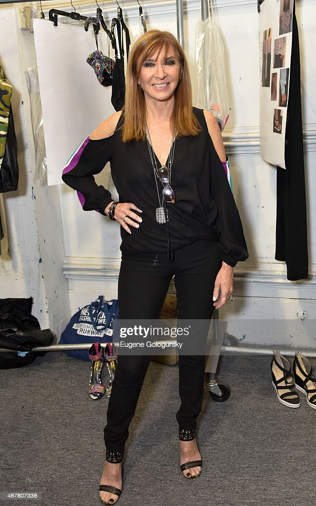 Nicole Miller - Front Row & Backstage - Spring 2016 New York Fashion Week: The Shows