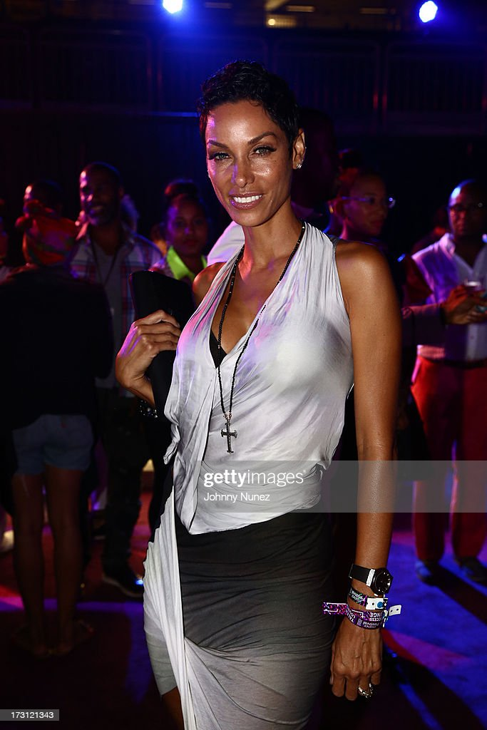 Nicole Murphy attends the 2013 Essence Festival at the Mercedes-Benz Superdome on July 7, 2013 in New Orleans, Louisiana.