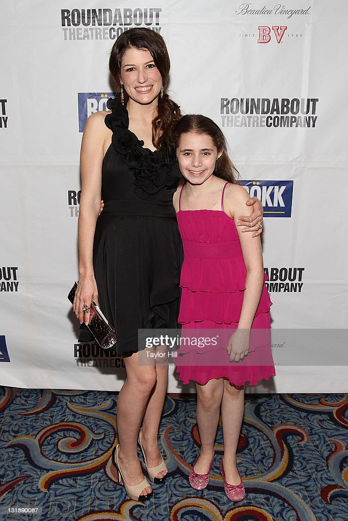 <a gi-track='captionPersonalityLinkClicked' href=/galleries/search?phrase=Nicole+Parker&family=editorial&specificpeople=2090236 ng-click='$event.stopPropagation()'>Nicole Parker</a> and Rachel Resheff attend the after party for the Broadway opening night of 'The People in the Picture' at Marriot Marquis on April 28, 2011 in New York City.