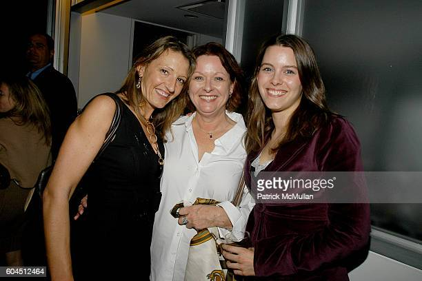 Nicole Phelps Monica McCafferty and Rachel Louise Balcon attend Launch of Carlos Mota for Villency Atelier hosted by Eric Villency and Margaret...