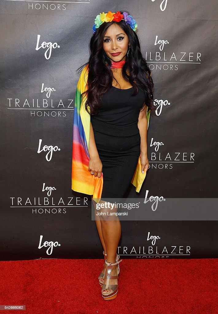 Nicole Polizzi attends 2016 Trailblazer Honors at Cathedral of St. John the Divine on June 23, 2016 in New York City.