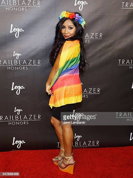 Nicole Polizzi attends 2016 Trailblazer Honors at Cathedral of St John the Divine on June 23 2016 in New York City