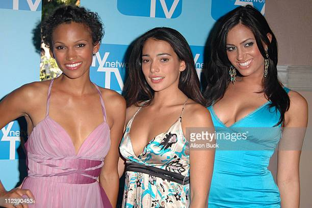 Nicole Pulliam Natalie Martinez and Donna Feldman