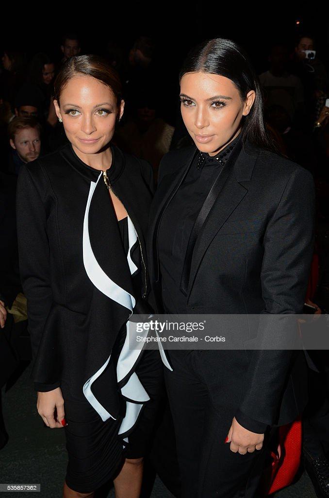 France - Givenchy - RTW F/W 2013/14 : News Photo